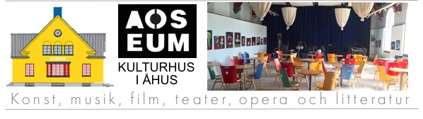 Konst, musik, film, teater, opera och litteratur